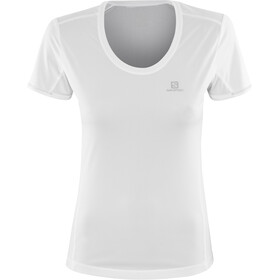 Salomon Agile T-shirt Dames, white